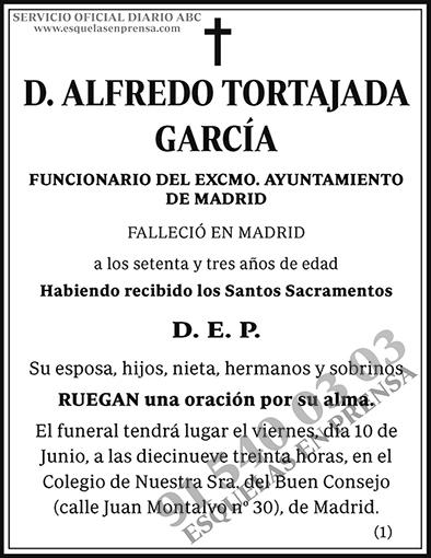 Alfredo Tortajada García